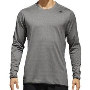adidas Tech Men's Long Sleeve ClimaLite® Shirt